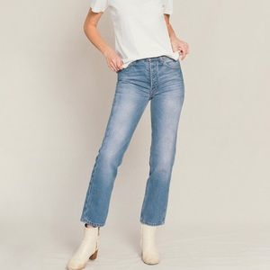 Bliss and Mischief Collector Fit Denim 25